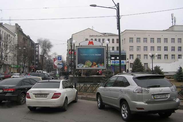 А Пушкінська вул. - Ярослава Мудрого вул. (Петровського вул.)
