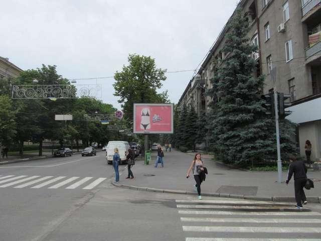 АСумська вул., 124 - Олеся Гончара вул.