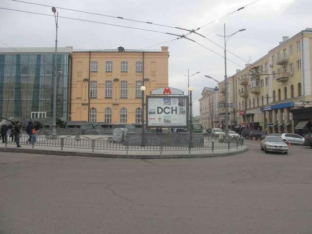 Конституції пл. - Університетська вул.