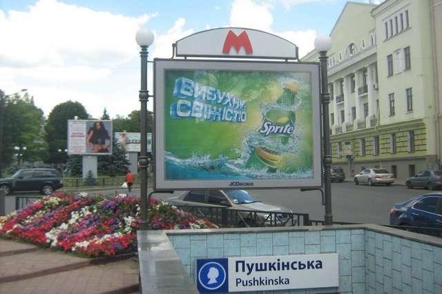 Пушкінська вул. - Ярослава Мудрого вул. (Петровського вул.), 38
